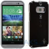 Чехол Speck CandyShell case HTC One M8 Black/Slate Grey (SP-SPK-A2755-S)