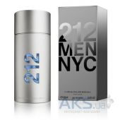 Carolina Herrera 212 Men NYC Туалетная вода 100 ml