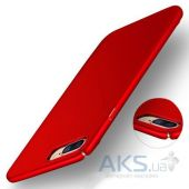 Чехол PC Soft Touch Apple iPhone 7 Plus Red