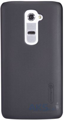 Чехол Nillkin Super Frosted Shield LG Optimus G2 D802, D805 Black