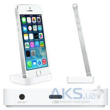 Док-станция Apple iPhone 5S Dock MF030