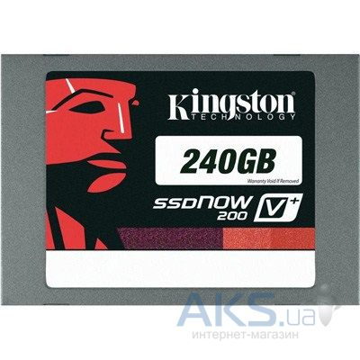 Накопитель SSD Kingston 2.5' 240GB SV300S37A/240G