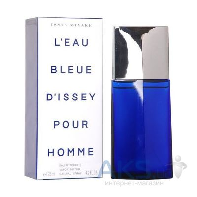 Issey Miyake L'Eau Bleue Dissey pour homme Туалетная вода 75 ml
