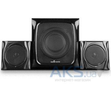 Колонки акустические EnergySistem Energy LoudSpeakers 2.1 Sound System 300 (USB, SD) Black