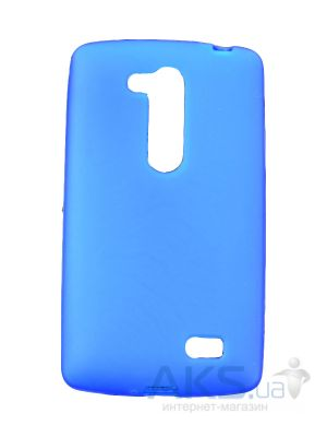 Чехол Original TPU Case LG Optimus L Fino D295 Blue