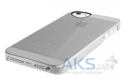 Чехол ITSkins The new Ghost for iPhone 5/5S White (APH5-TNGST-WITE)