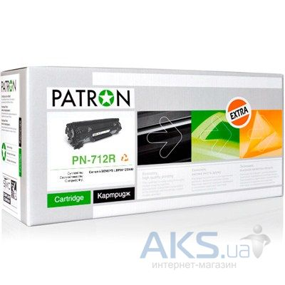 Картридж Patron CANON 712 Extra (PN-712R) (CT-CAN-712-PN-R)