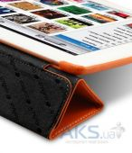 Вид 3 - Чехол для планшета Melkco Leather Case Slimme Cover for iPad 4/iPad 3/iPad 2 (APNIPALCSC1OELC) Orange