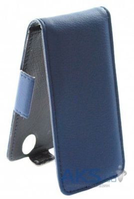 Чехол Sirius Flip case for Sony Xperia Z2 D6502 Dark Blue