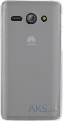 Чехол UTTY U-Case TPU Huawei Ascent Y530 White
