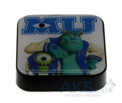 Mp3-плеер Slim МР3 mini heroes SD Monsters university Blue