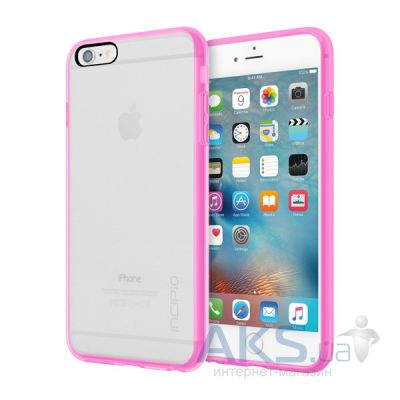 Чехол Incipio Octane Pure for iPhone 6 Plus / 6s Plus Clear/Highlighter Pink (IPH-1364-CHPNK-INTL)
