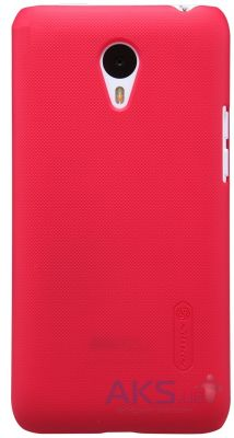 Чехол Nillkin Super Frosted Shield Meizu M1, M1 mini Red