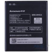 Аккумулятор Lenovo A766 IdeaPhone (2000 mAh) Original - миниатюра 1