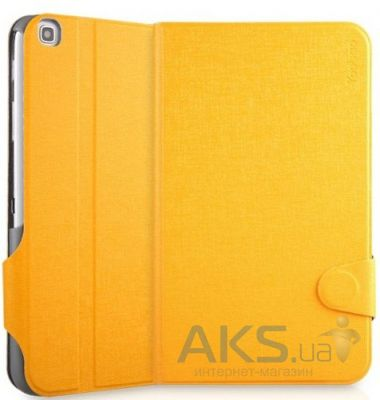 Чехол для планшета Yoobao Fashion leather case for Samsung T310 Galaxy Tab 3 8.0 yellow (LCSAMT310-FYL)