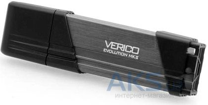 Флешка Verico 32 GB Evolution MKII USB3.0 Gray (VP46-32GTV1G)