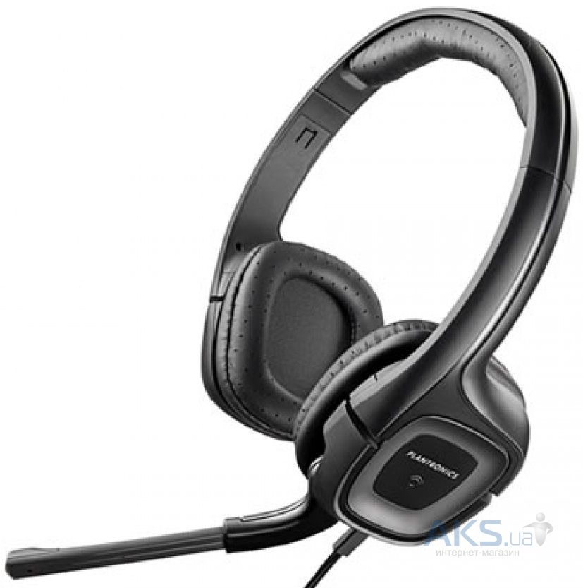 Гарнитура для ПК Plantronics Audio 355 Black - фото 2
