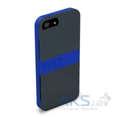 Чехол TYLT BAND SHIELD Apple iPhone 5, iPhone 5S, iPhone SE BLUE (IP5DPBNDBL-T)