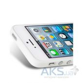 Вид 3 - Чехол Melkco Air PP 0.4 mm cover case for iPhone 5C White [APIPONUTPPWE]