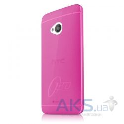 Чехол ITSkins The new Ghost cover case for HTC One Pink (HTON TNGST PINK)