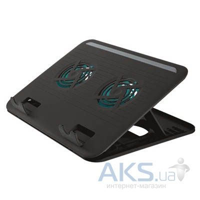 Подставка для ноутбука Trust Cyclone Notebook Cooling Stand (17866) Black