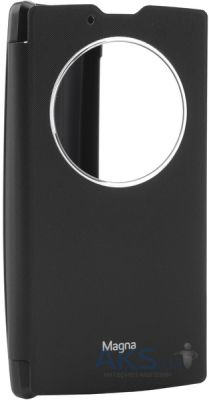 Чехол VOIA Flip Case for LG Optimus Y90 Magna H502 Black