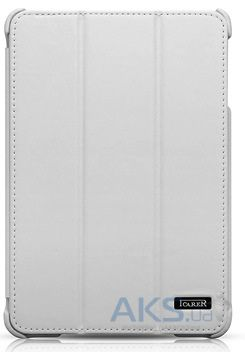 Чехол для планшета iCarer Ultra thin genuine leather series for iPad Mini Retina White (RID794wh)
