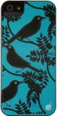 Чехол UUnique Sweet Bird Slimline Shell Apple iPhone 5, iPhone 5S, iPhone 5SE Turquoise