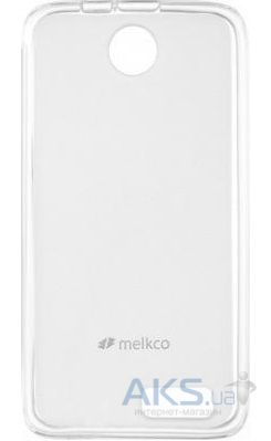 Чехол Melkco Poly Jacket TPU case for Lenovo A536 Transparent