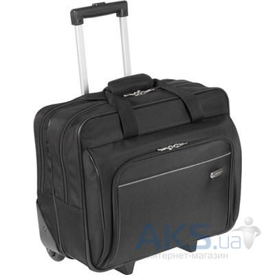 Сумки для ноутбуков Targus 16 Rolling Laptop Case (TBR003EU) Black