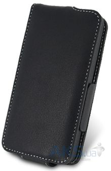 Чехол Melkco Leather FU HTC Droid Incredible, Apple iPhone 4 Black