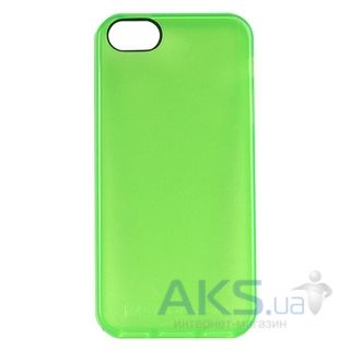 Чехол Scosche GlosSEE Apple iPhone 5, iPhone 5S, iPhone 5SE Green (IP5TPUG)