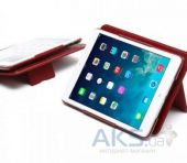 Вид 4 - Чехол для планшета Zenus iPad Mini Retina Synthetic leather Neo Classic Diary Wine Red
