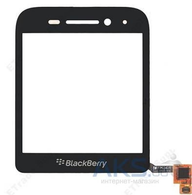 Сенсор (тачскрин) для Blackberry Q5 Original Black