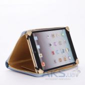 Вид 7 - Обложка (чехол) MyBook Wallet Style Tablet/Ereader Royal Blue