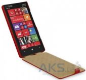 Вид 2 - Чехол TETDED Leather Flip Series Nokia Lumia 930 Red