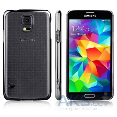 Чехол Devia Glimmer for Samsung Galaxy S5 Black