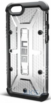 Чехол UAG Urban Armor Gear Apple iPhone 6/6S Maverick Transparent (IPH6/6S-ICE-VP)