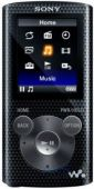 Mp3-плеер Sony NWZ-E383 4GB Black