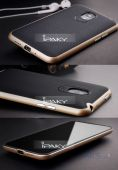 Вид 2 - Чехол iPaky Hybrid Series Meizu MX4 Gold