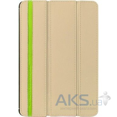 Чехол для планшета Teemmeet Smart Cover  for iPad Air 2 Beige (SMA2363701)