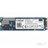 Накопитель SSD Micron M.2 525GB (CT525MX300SSD4)