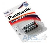 Батарейки Panasonic AAA bat Alkaline 2шт Everyday Power (LR03REE/2BR)