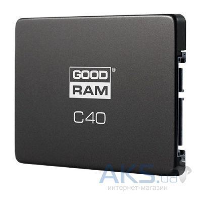 "Накопитель SSD GooDRam 2.5"" 120GB (SSDPR-C40-120)"