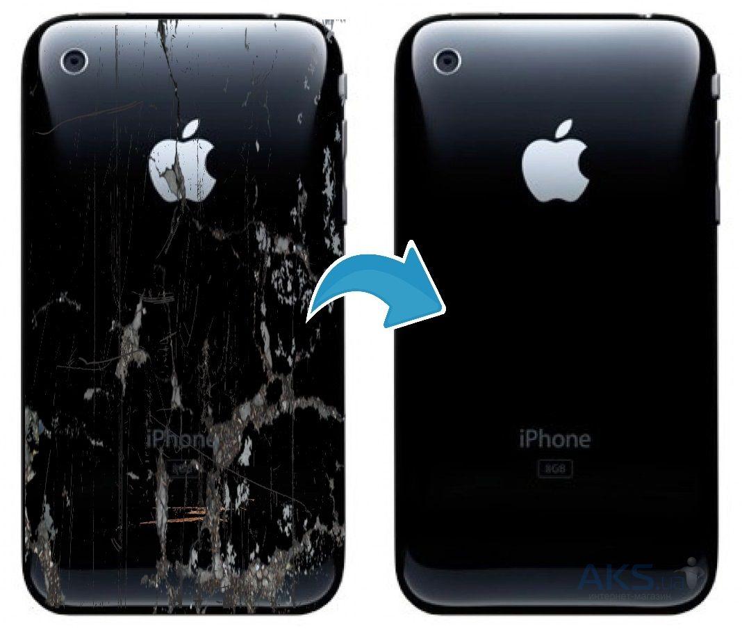 замена аккумулятора iphone 3g киев