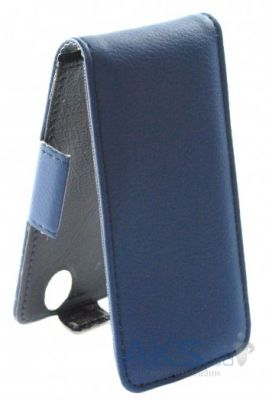 Чехол Sirius Flip case for Lenovo A606 Dark Blue