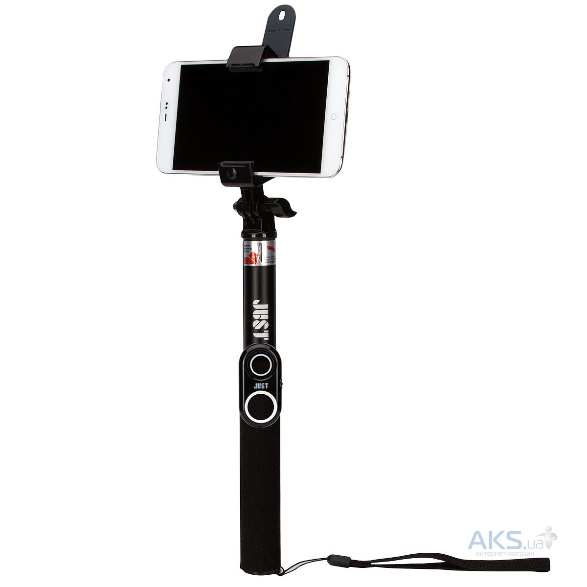 Монопод JUST Selfie Stick PRO Water Set Black (SLF-STKPW-BLK)