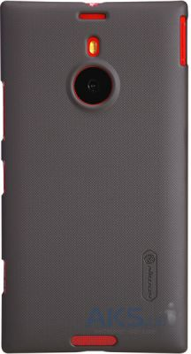 Чехол Nillkin Super Frosted Shield Nokia Lumia 1520 Brown