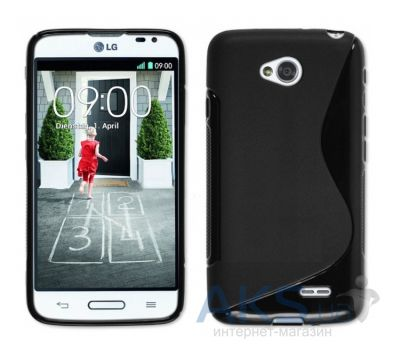 Чехол Celebrity TPU cover case for LG D325 L70 Black