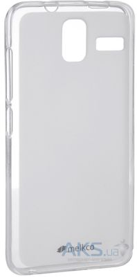 Чехол Melkco Poly Jacket TPU case for Lenovo S580 Transparent